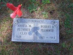 Annita M. <I>Saxton Plummer</I> Clay