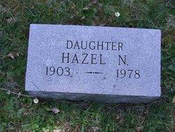 Hazel N. Pomeroy