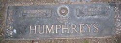 Herbert Vernon Humphreys
