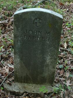John Mohlar Barnes