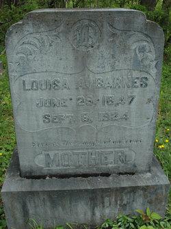 Louisa A. <I>Archer</I> Barnes