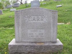 Harry Lee Carr