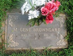 Marvin Gene Browngard