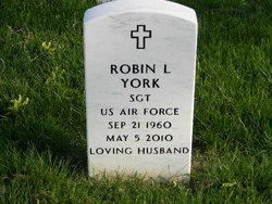 Sgt Robin Lee York
