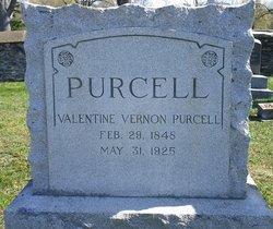 Valentine Vernon Purcell
