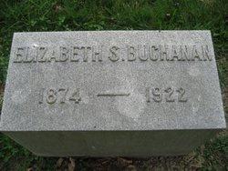 Elizabeth <I>Smith</I> Buchanan