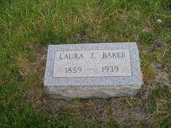 Laura T <I>Holder</I> Baker