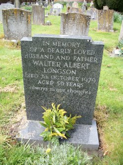 Walter Albert Longson