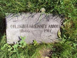 Columbia E. <I>McKinney</I> Abbott