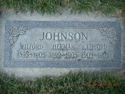 Clifford Johnson