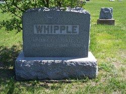 """Indiana Lucy """"Inda"""" <I>Davis</I> Whipple"""