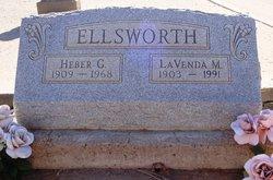 Lavenda Bathsheba <I>Mattice</I> Ellsworth