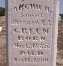 Archie H. Green