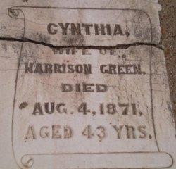 Cynthia <I>Merrell</I> Green