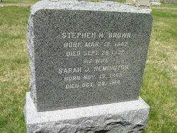 Stephen Howland Brown