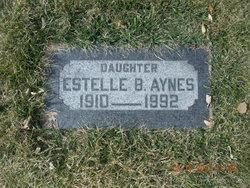 Estelle Bernice <I>Jacobsen</I> Aynes