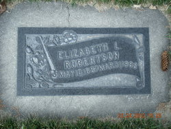 Elizabeth Robertson