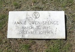 Annie Theresa Spence