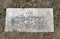 Ethel V Spence