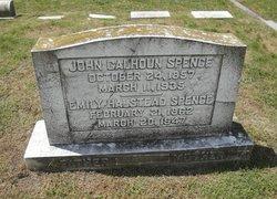 John Calhoun Brechinridge Spence
