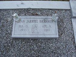 Jean <I>Jarriel</I> Brannen