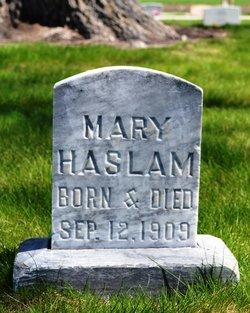 Mary Archibald Haslam