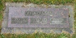 Winona May <I>Smith</I> Gustafson