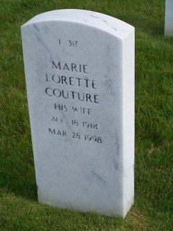 Marie Lorette <I>Boucher</I> Couture