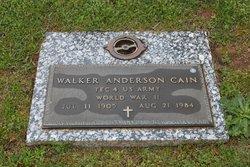 Walker Anderson Cain