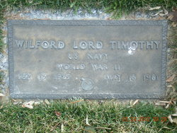 Wilford Lord Timothy