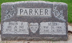 Helen Jean <I>Goslin</I> Parker