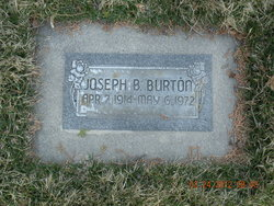 Joseph Breeze Burton