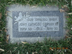 John Lythgoe Capson, III
