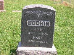 """William M """"Bill"""" Bodkin"""
