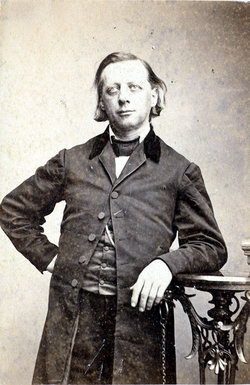 Rev Henry Ward Beecher