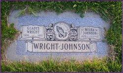 Gladys Ethel <I>Henington</I> Wright