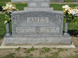 Mabel M <I>Keating</I> Ames