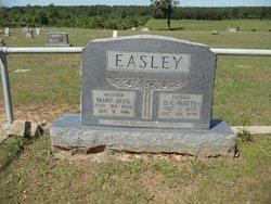 Mary Jane <I>Kemp</I> Easley