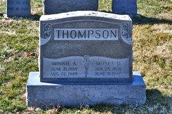 "Mary Kate ""Minnie"" <I>Anderson</I> Thompson"