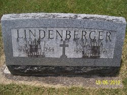 """Johann F. """"John"""" Lindenberger"""