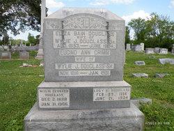 Eliza Bain <I>Douglass</I> Douglass