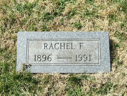 Rachel F. <I>Smedley</I> Adams