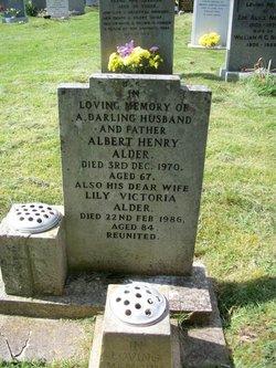 Albert Henry Alder
