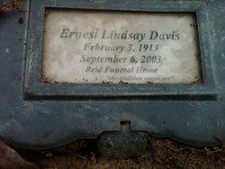 Ernest Lindsay Davis