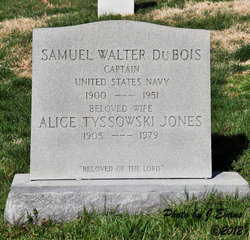 Alice Tyssowski <I>Jones</I> DuBois