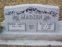 Peggy <I>Parks</I> Madsen
