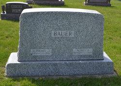 Agnes Bernadine <I>Buehler</I> Bauer
