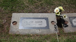 "Beverly Joe ""Joe"" Allen"