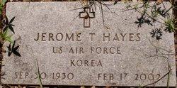 Jerome Triston Hayes