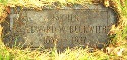 Edward W Beckwith